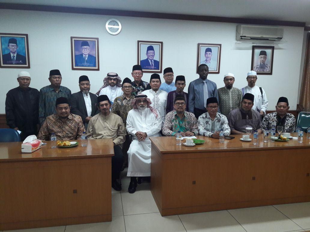 SHILATURRAHIM DUBES KSA BERSAMA MOI DAN  IKATAN DU'AT & ULAMA ASEAN;