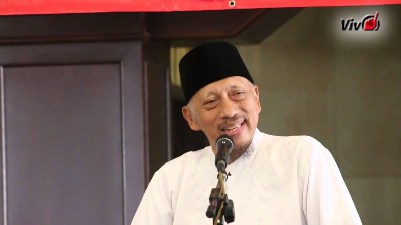 """KH. Abdul Wahid Alwy, MA : """"Membicarakan Ghazwul Fikri Minimalnya tidak Lepas dari Lima Hal!"""""""