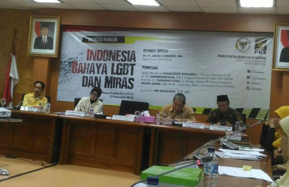 DARURAT LGBT & MIRAS