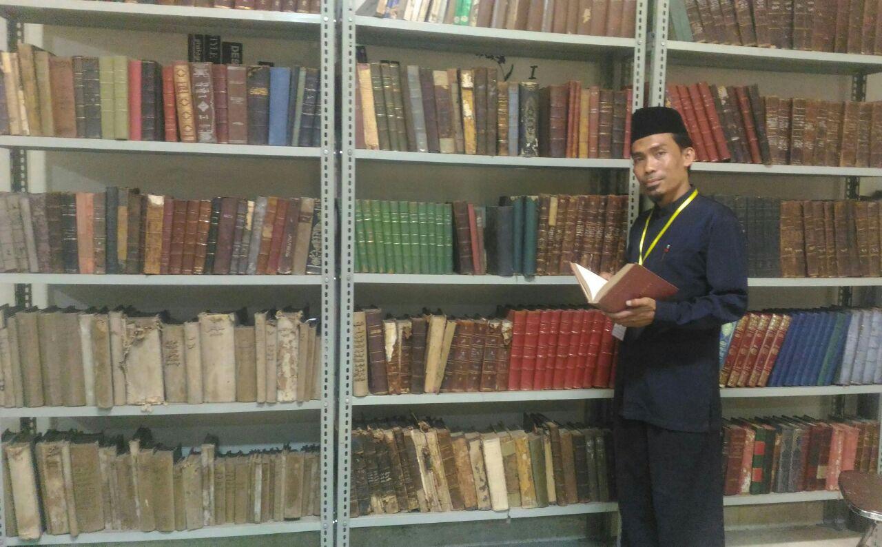 Daftar Karya Tulis Ustadz K.H. Teten Romly Qomaruddien, M.A