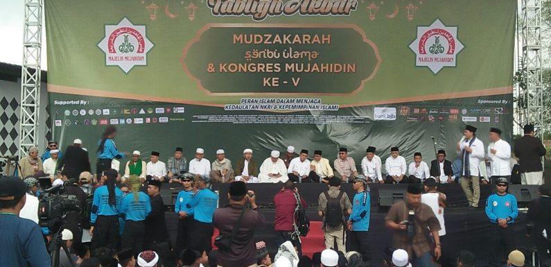 IKHTIYAAR SIYAASI KEPEMIMPINAN PRO UMMAT (Dari Ijtima' Ulama Jakarta Hingga Mudzakarah 1000 Ulama Tasikmalaya)