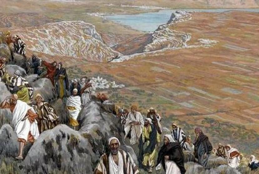 DAHSYATNYA TANDA-TANDA KEBESARAN ALLAH 'AZZA WA JALLA