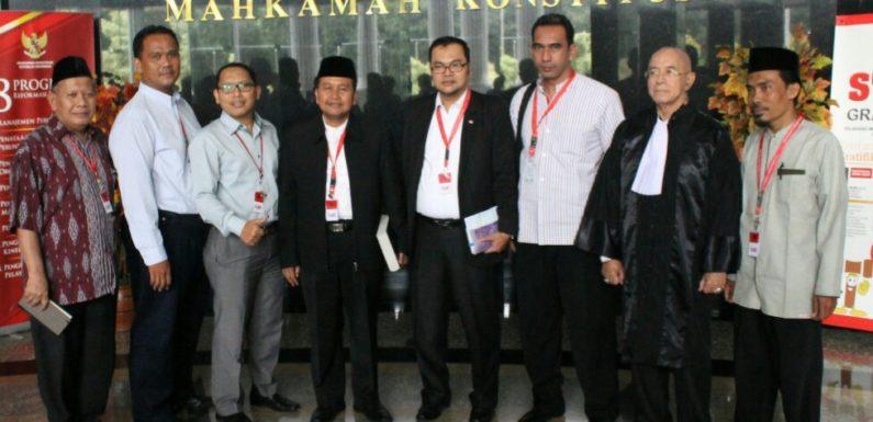 SIDANG MK/ AHMADIYAH KE-12