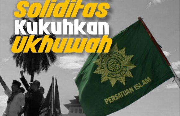 MENJADI KADER HAWAARIYYUN DAN ASHHAABUN (Goresan Pena Simpatik Aksi 242 Jam'iyyah Persatuan Islam)