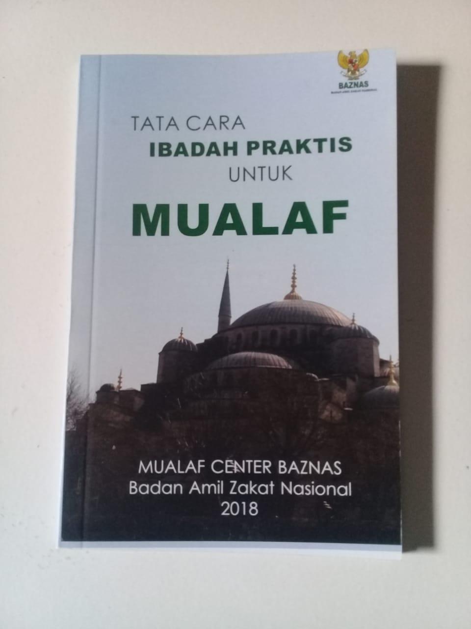 MENGGAGAS FORUM BINA MUALLAF INDONESIA;