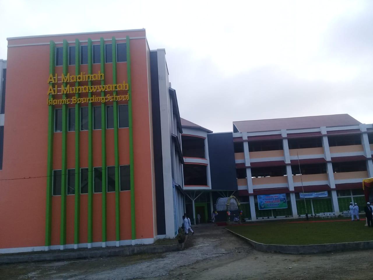 SELAMAT BERJUANG AL-MADINAH ISLAMIC BOARDING SCHOOL