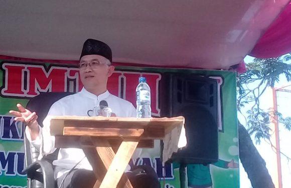 """NYOROG ELMU ATIKAN"" (MENIMBA ILMU PENDIDIKAN) BERSAMA PROF. H. ATIP LATIFUL HAYAT, SH, LLM, Ph.D. (Guru Besar Hukum Universitas Padjajaran Bandung)"
