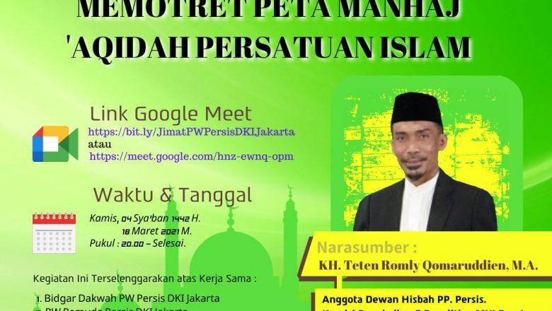 Ngaji Malam Jum'at (JIMAT) Virtual