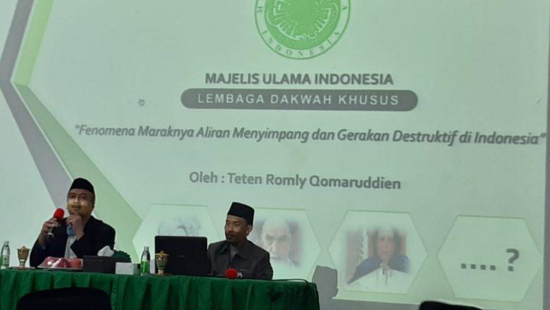 LDK MUI Pusat Award